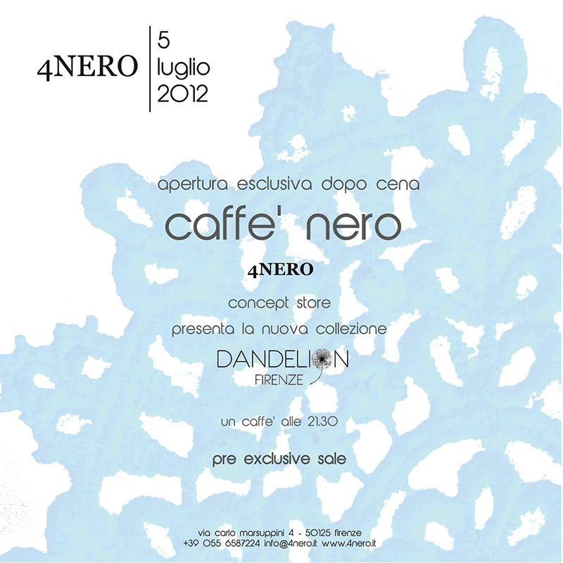 caffe nero 05.07.2012