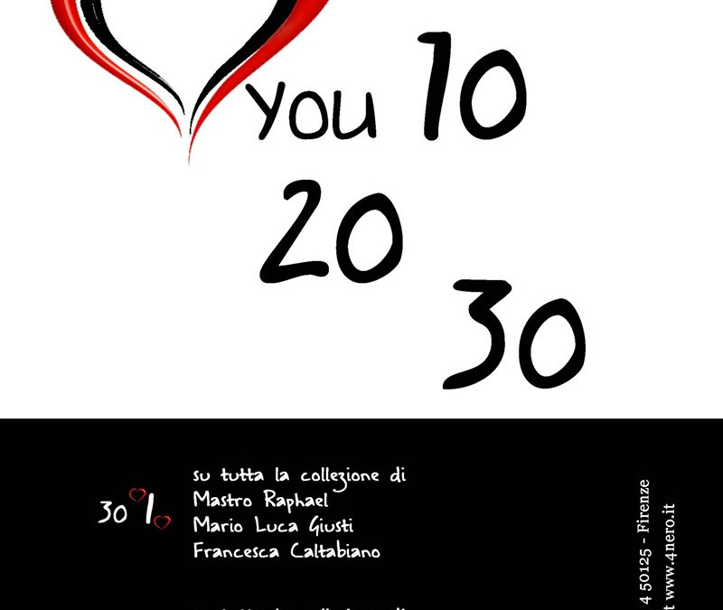 YOU 10 20 30